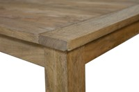 EETTAFEL REIMS 200 X 100 MANGO WOOD